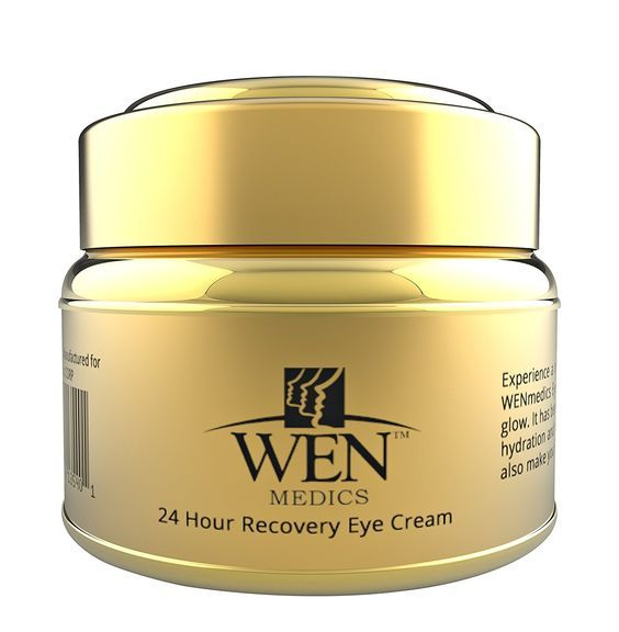 Anti Aging and Wrinkle Eye Cream – Treatment for Dark Circles, Crows Feet, Under Eye Bags and Puffiness -24 Hour Recovery Eye Cream By WENmedics - 15ml ** You can get additional details at the image link.