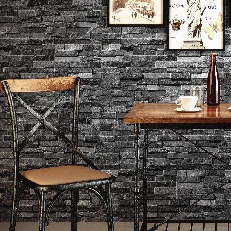 Black Brick Wall Stunning Black Brick Wall Interior Ideas