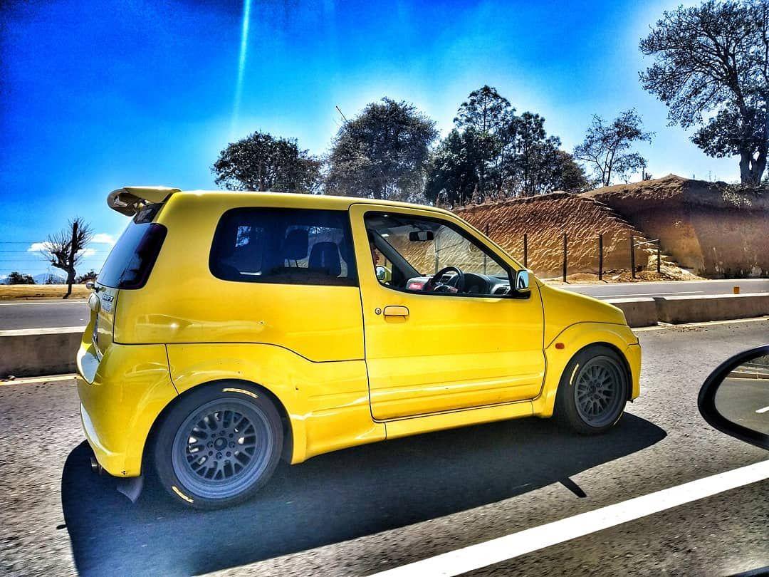 Road Trip Swift Swifgang Suzuki M15a Jdm Japan Parking