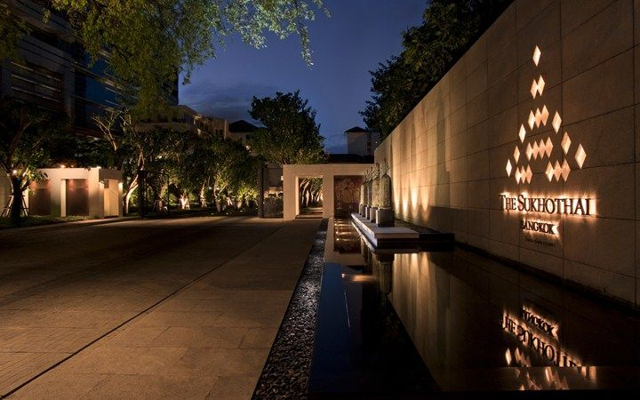 The Sukhothai Bangkok #Bangkok #Tailandia #Luxury #Travel #Hotels #TheSukhothaiBangkok