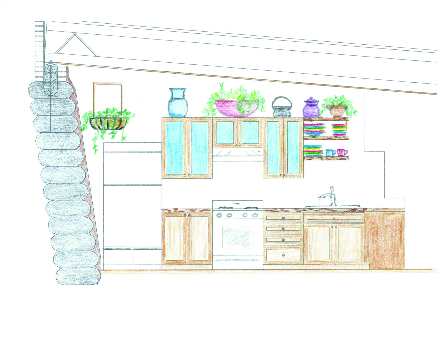drawing is worth thousand words when designing an alternative home also rh pinterest