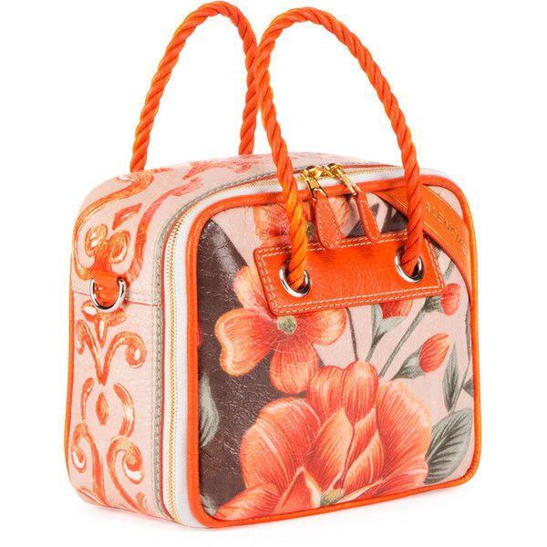 balenciaga tote bag orange
