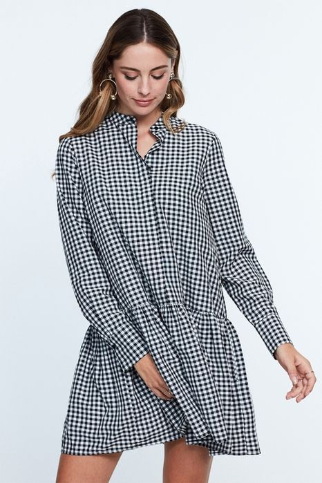 Lauren shirt dress 39.95 EUR, Dresses - Gina Tricot
