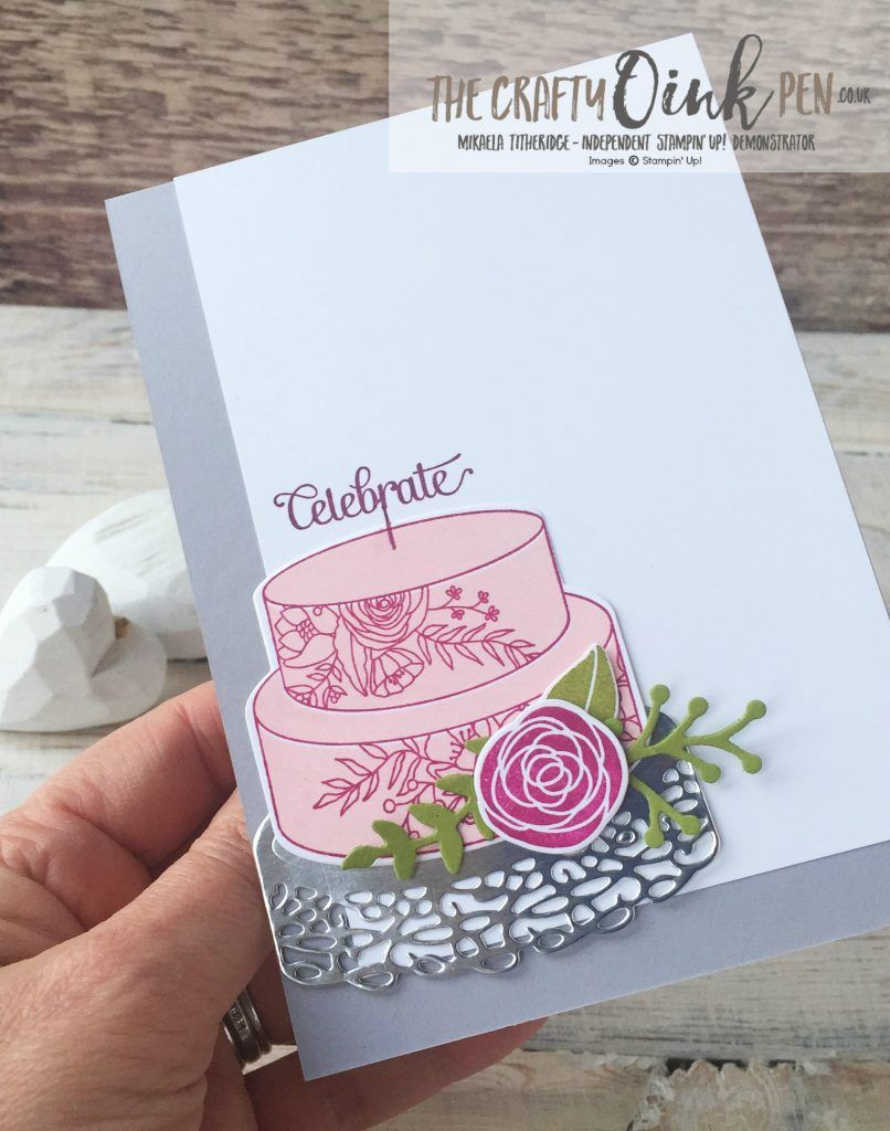 Lets Get Hopping 5 - Celebration | Stampin up | Pinterest | Gable ...