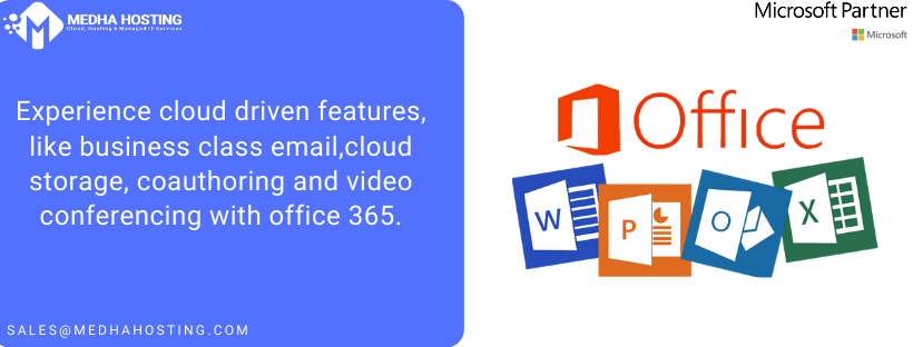 Microsoft Office 365 Business Plans And Pricing India in