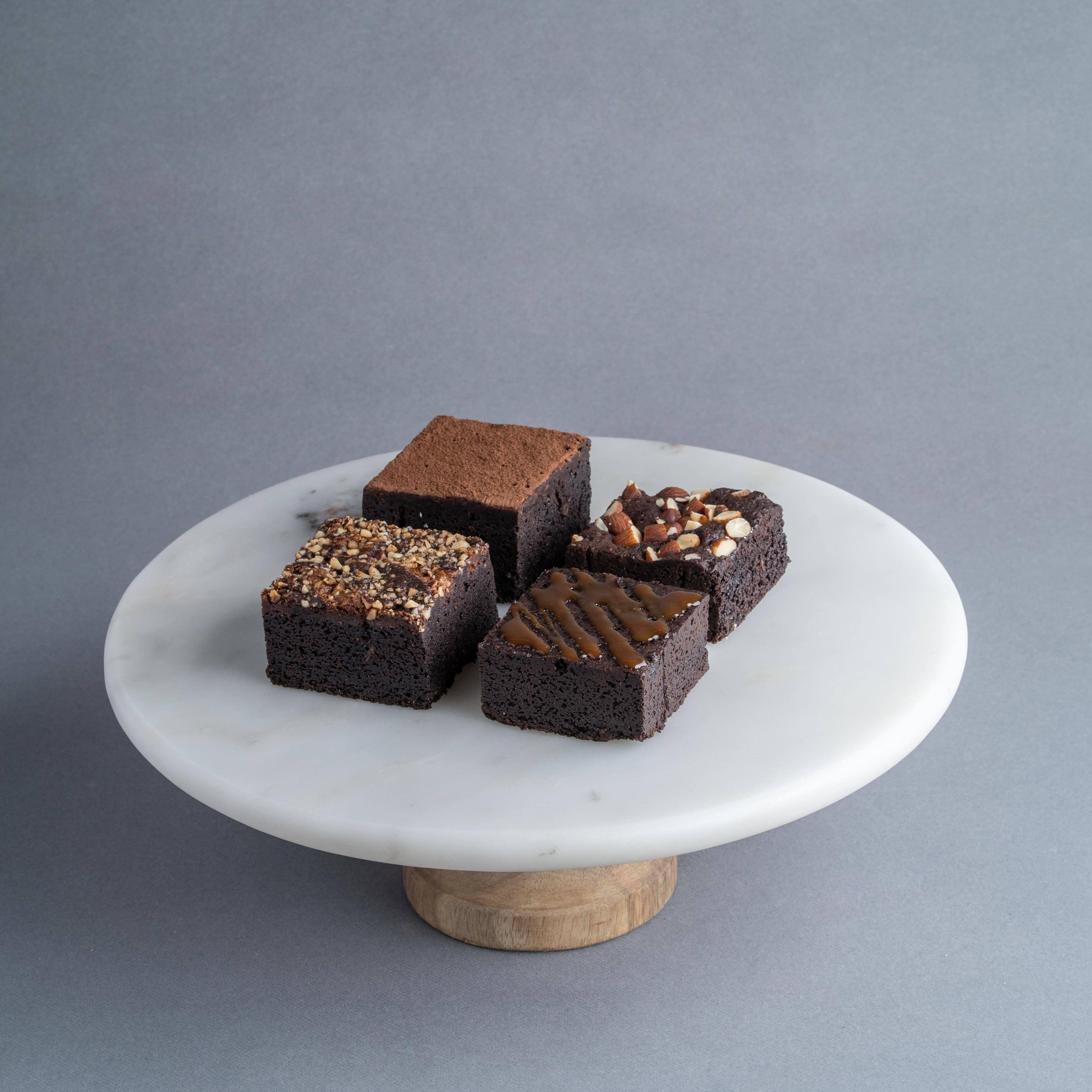 Chocolate Brownie Box mini