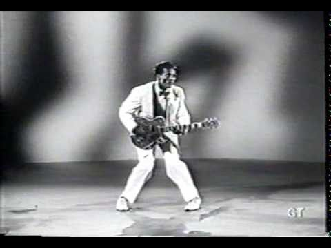 Chuck Berry - You Can't Catch Me (Rock Rock Rock 1956) - Click image to find more hot Pinterest videos