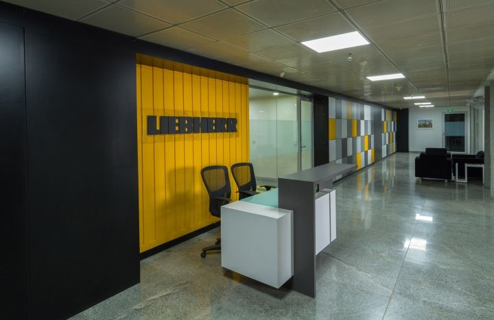 Liebherr India Office By Defacto Architects Navi Mumbai Retail Design Blog