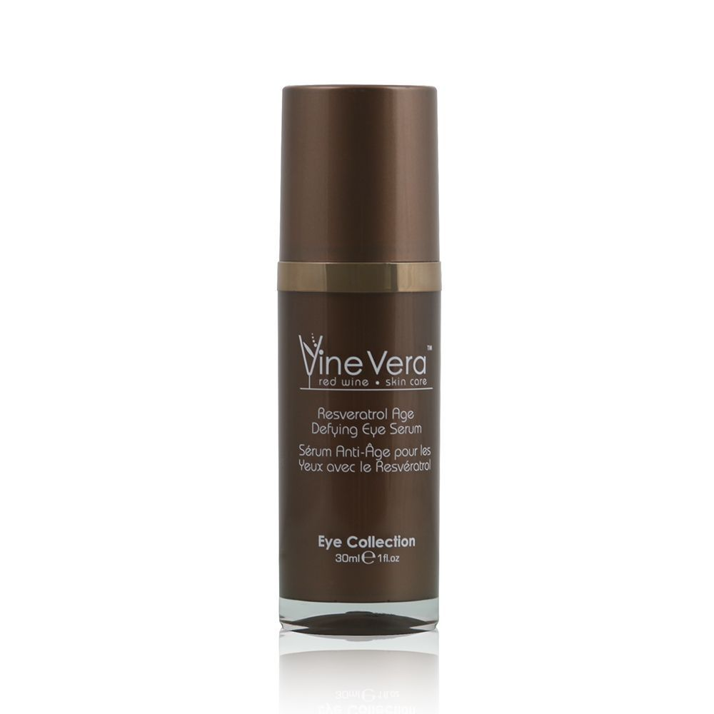 Vine Vera Resveratrol Eye Collection Age Defying Eye Serum This Light And Smooth Eye Serum Is Designed To Vine Vera Resveratrol Wrinkles Coconut Oil Eye Serum
