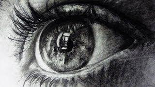 aprendiendo hacer ojos
