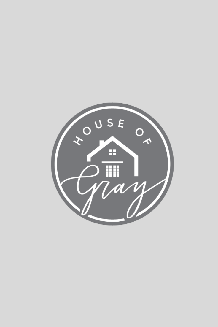 Project House Of Gray Logo Doorpost Designs Circular Logo Design Circle Logo Design Circular Logo