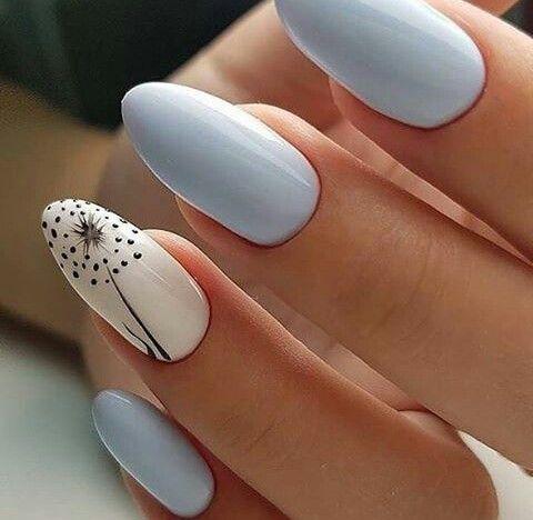 pinterest  tanjukahveci  blue nail art designs floral