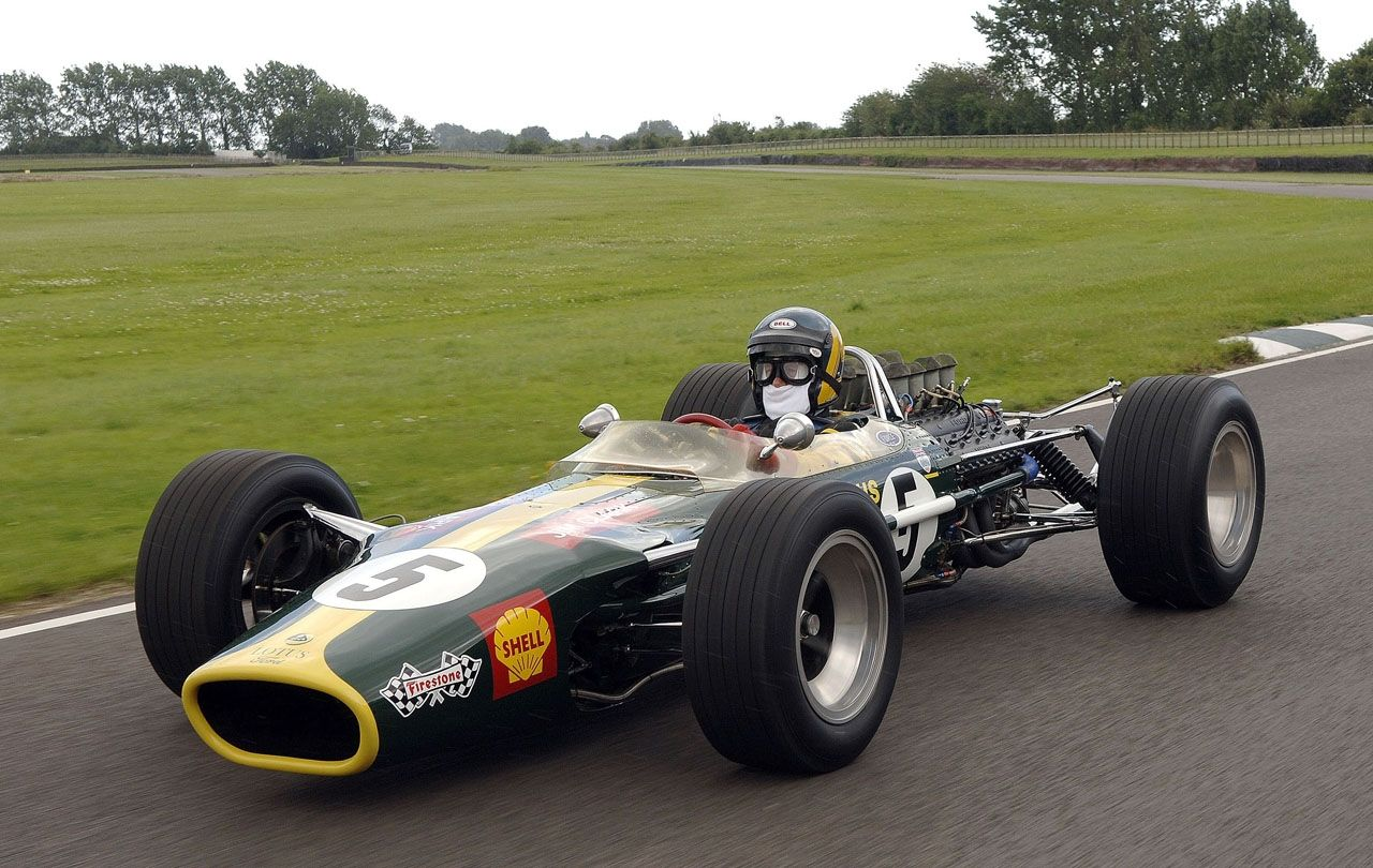 photos of ford lotus race cars | Flappy Paddle Heads