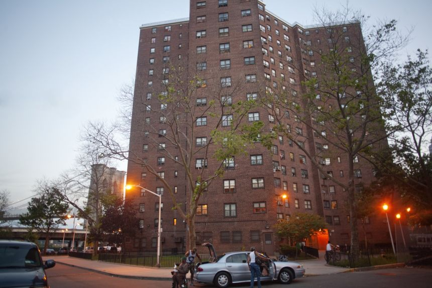 Where No One Thought Gentrification Would Go Next City Parking Design City Affordable Housing