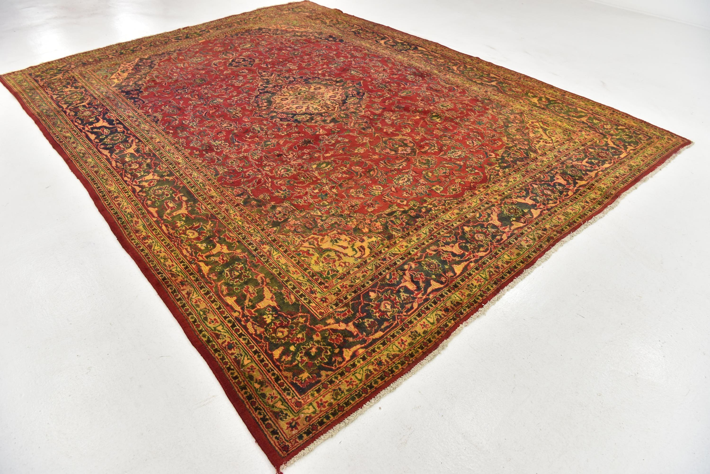 Red 9 4 X 12 6 Mashad Persian Rug Sponsored Red Mashad Rug Persian Sponsored Persian Rug Rugs Persian
