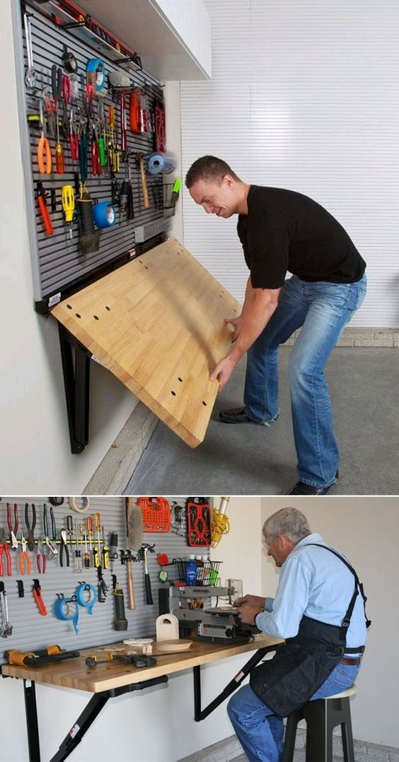 Ditch The Workbench Legs Bench Solution Folding Workbench Home
