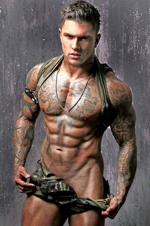 Pin by jesse james on andrew england pinterest sexy for Tattoos for gay men