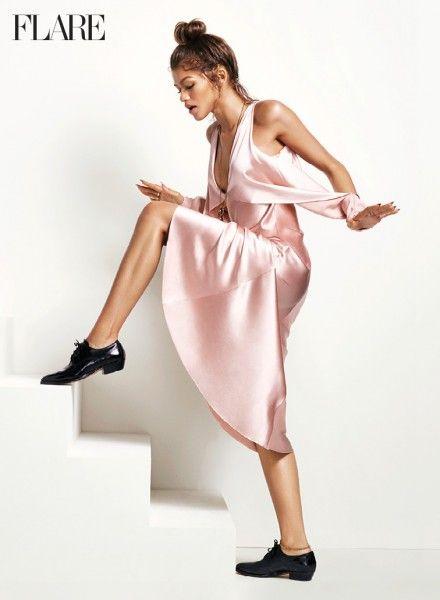 Zendaya's Flare Magazine Cover Story Is Everything