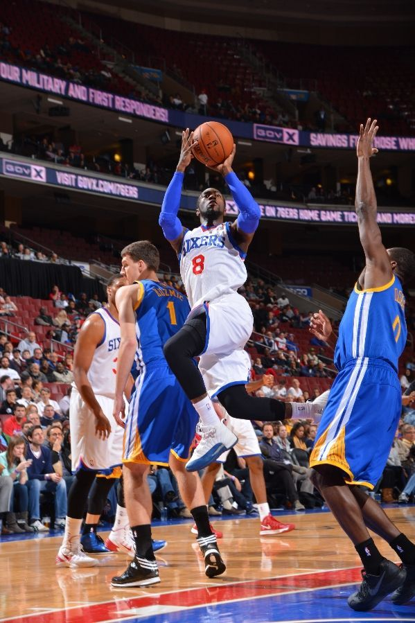 "huge selection of 3f69a c884a KicksOnCourt: Tony Wroten Rocks ""French Blue"" Air Jordan 12 ..."
