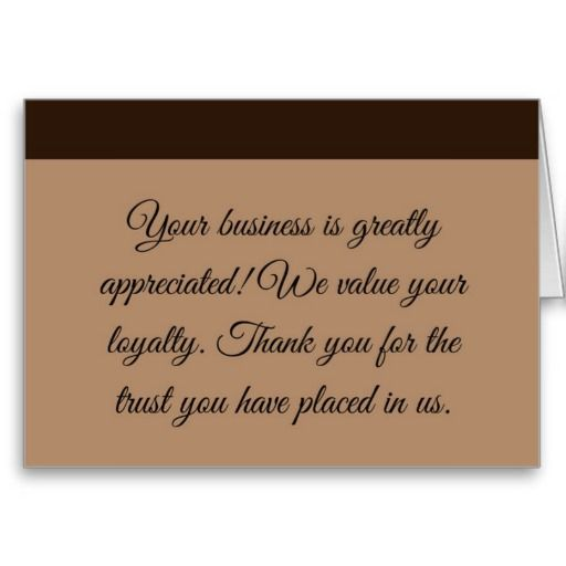 Professional business thank you greeting card greetingcards products bookmarktalkfo Gallery