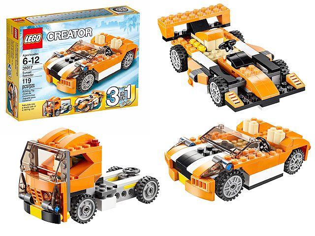For sale 8.75 Euro >>Lego 31017 Creator Sunset Speeder 5702015120876 ...