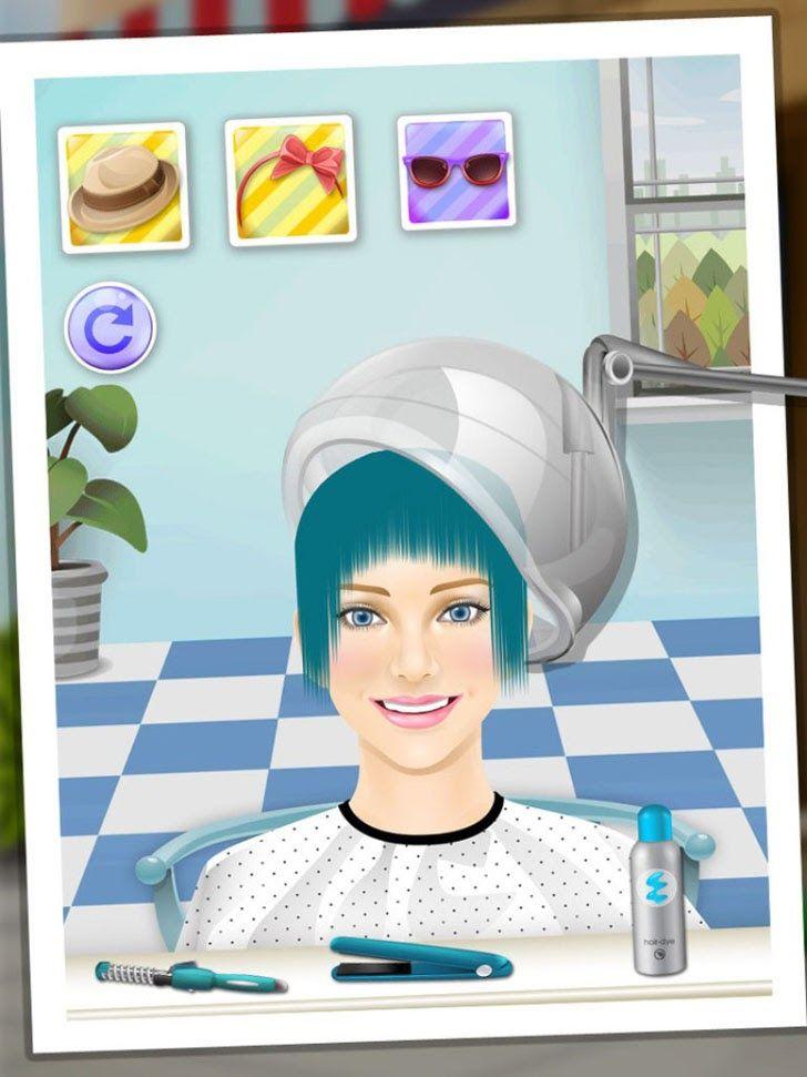 12+ Application simulation coiffure le dernier