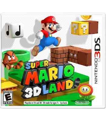 Super Mario 3d Land For Nintendo 3ds Super Mario Land Super Mario 3d Super Mario Games