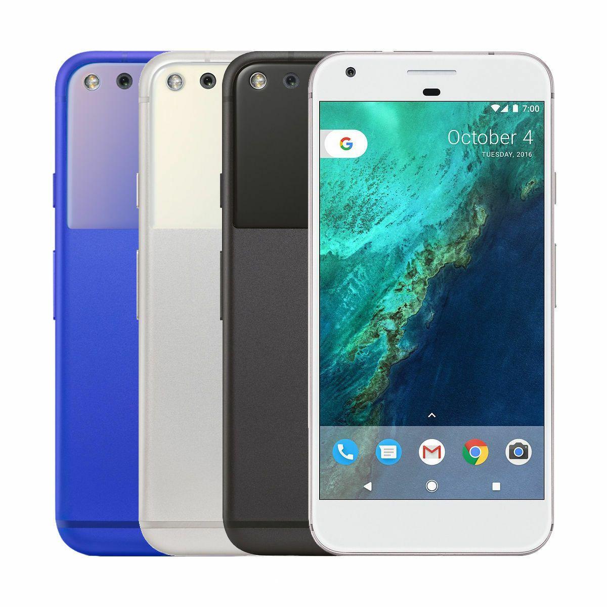 Google Pixel XL AT&T TMobile Verizon 32GB 128GB LTE