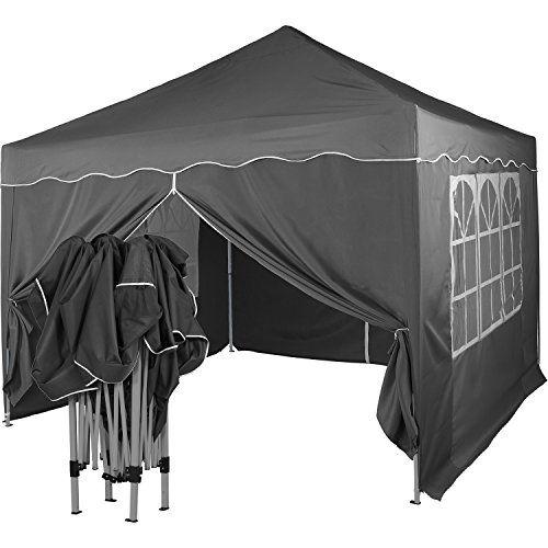 Instent Basic 3x3m Faltpavillon Pavillon Wasserdicht Sgs