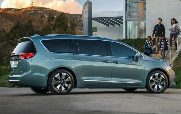 2018 Chrysler Town And Country Is The Featured Model Image Added In Car Pictures Category By Author On Feb 14