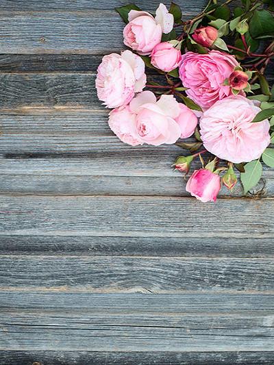 Kate Wooden Photography Backdrops Grey Wooden With Flowers Photography Backdrop Photo Studio P Cvetochnye Fony Fotografii Zadnih Planov Vintazhnye Cvetochnye Fony
