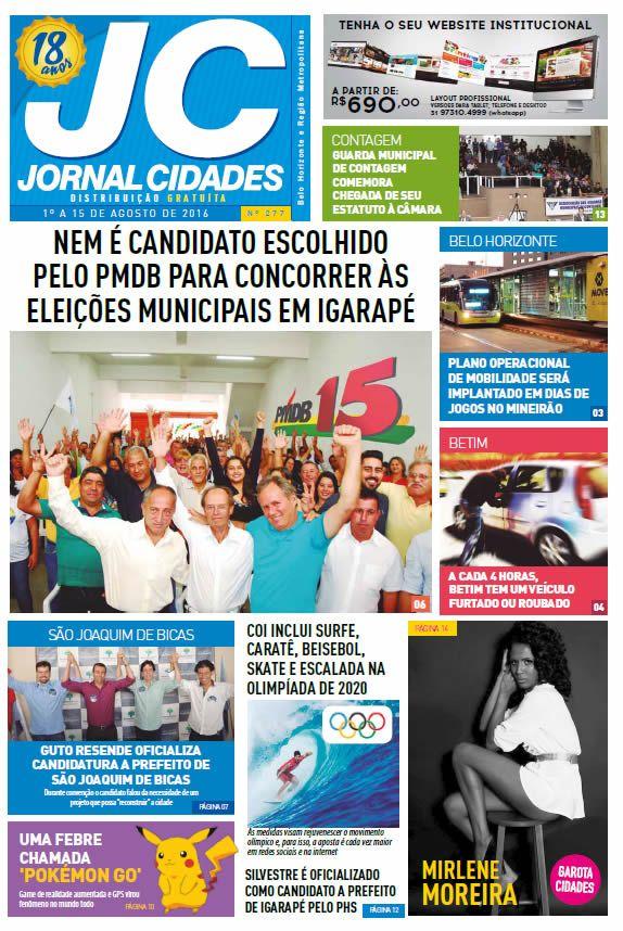 Jornal Cidades edição 277