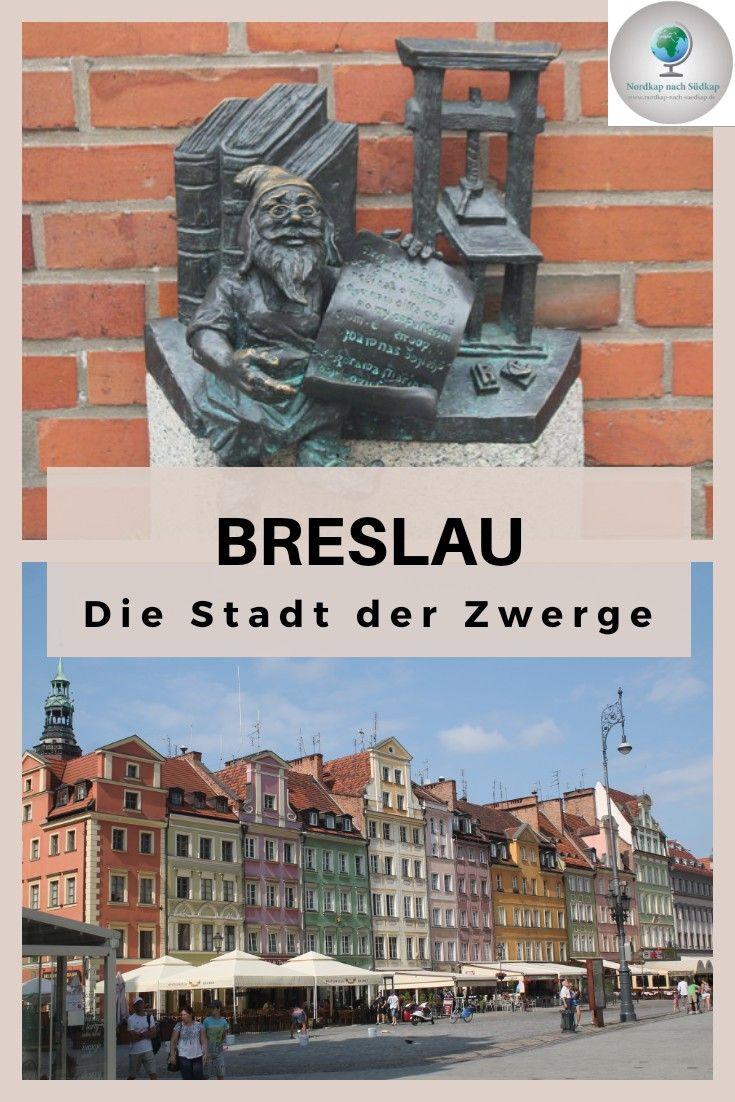 Breslau: Stadt der Zwerge