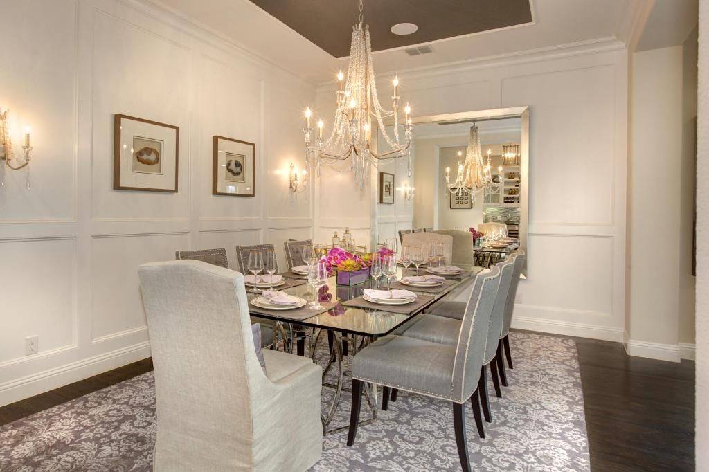 Pinalaina Mwatson On Homes  Possible To Purchase  Pinterest Inspiration Islands Dining Room Decorating Design