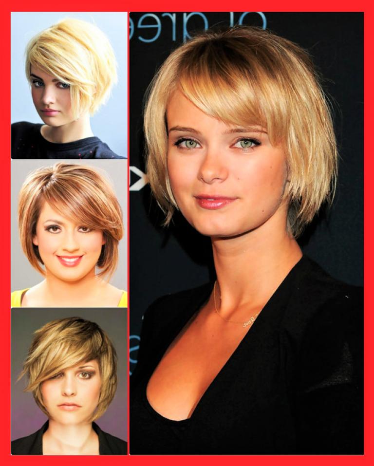 Frisuren fur dunnes haar und rundem gesicht