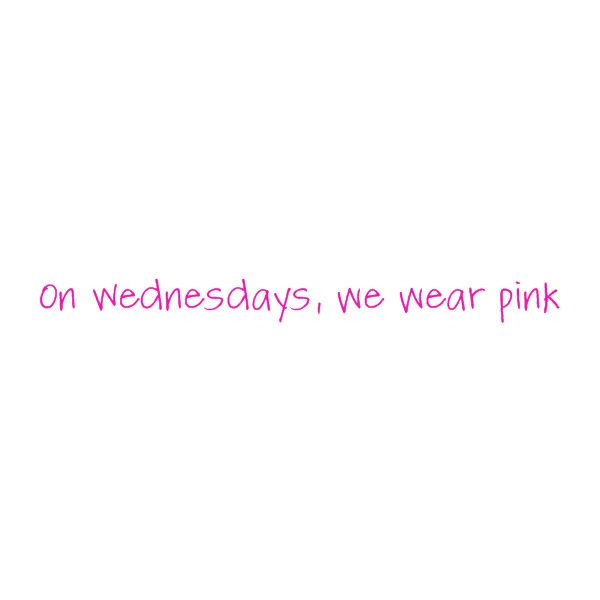 Mean Girls Quote Liked On Polyvore Featuring Quotes Words