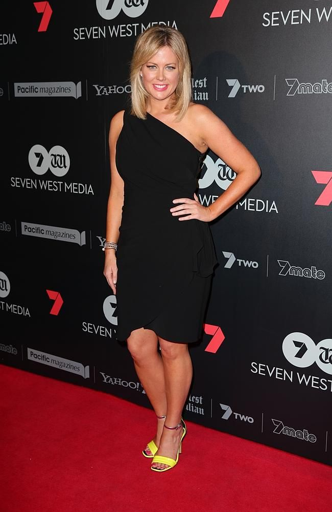 News: Samantha Armytage strips down to bathing suit for