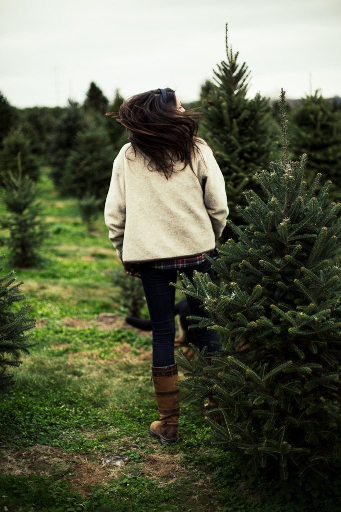 Frolicking At The Christmas Tree Farm Christmas Tree Farm Rustic Boots Fall Winter Wardrobe