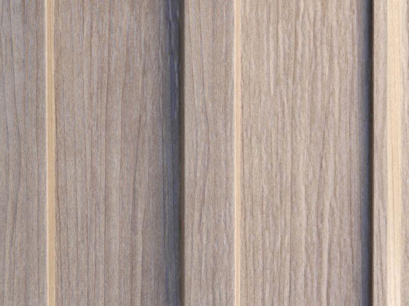 Board And Batten Trucedar Steel Siding Steel Siding Metal Siding House Metal Siding