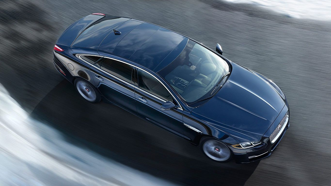 Jaguar XJ Image Gallery | Jaguar xj, Jaguar models, Jaguar ...