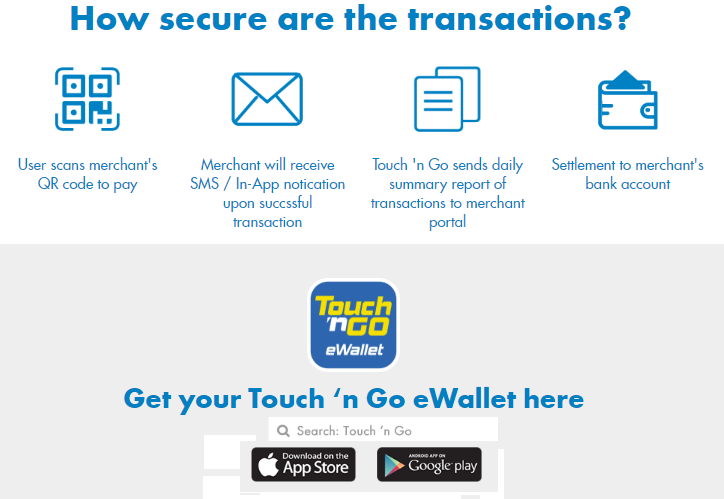 How Secure Are The Transactions With Tng Ewallet App Sms You Got This