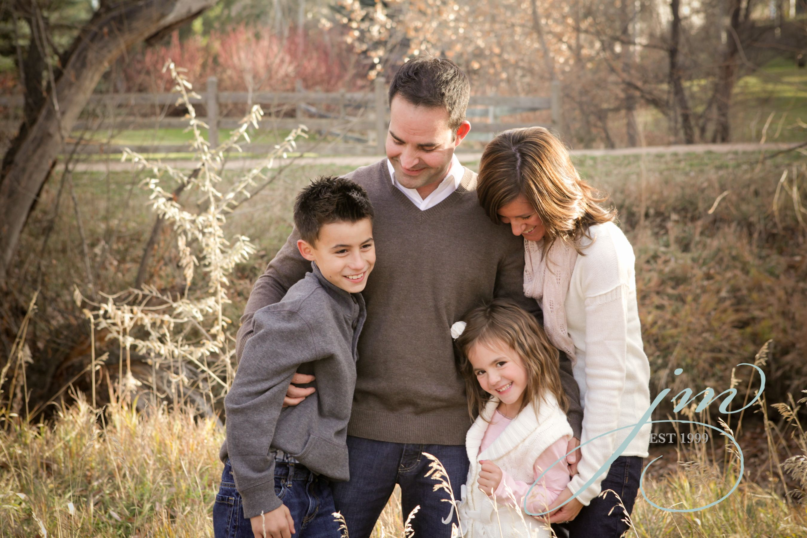 What to Wear in Family Pictures by Color