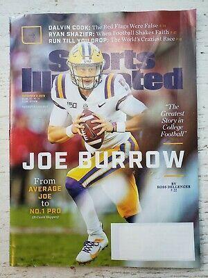 HOT! Just Arrived LSU JOE BURROW Sports Illustrated December 2 2019   #Sports - #Arrived #Burrow #December #Hot #ILLUSTRATED #Joe #LSU #Sports