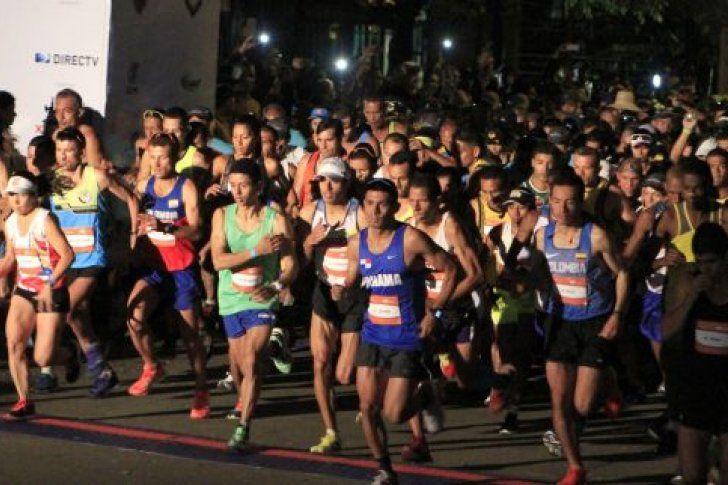 <p>El colombiano José David Cardona obtuvo este domingo el primer lugar en los 42 Km del sexto maratón CAF, con un tiempo de 2:23:23, informó el comité organizador de la carrera en su cuenta en Twitter.</p>
