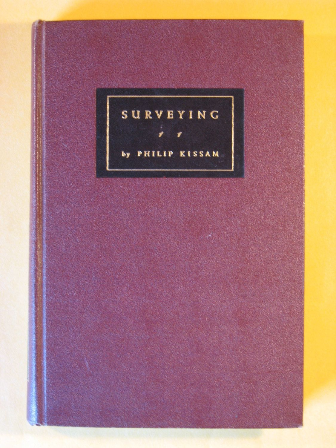 Surveying: Instruments and Methods for Surveys of Limited Extent by Pistilbooks on Etsy