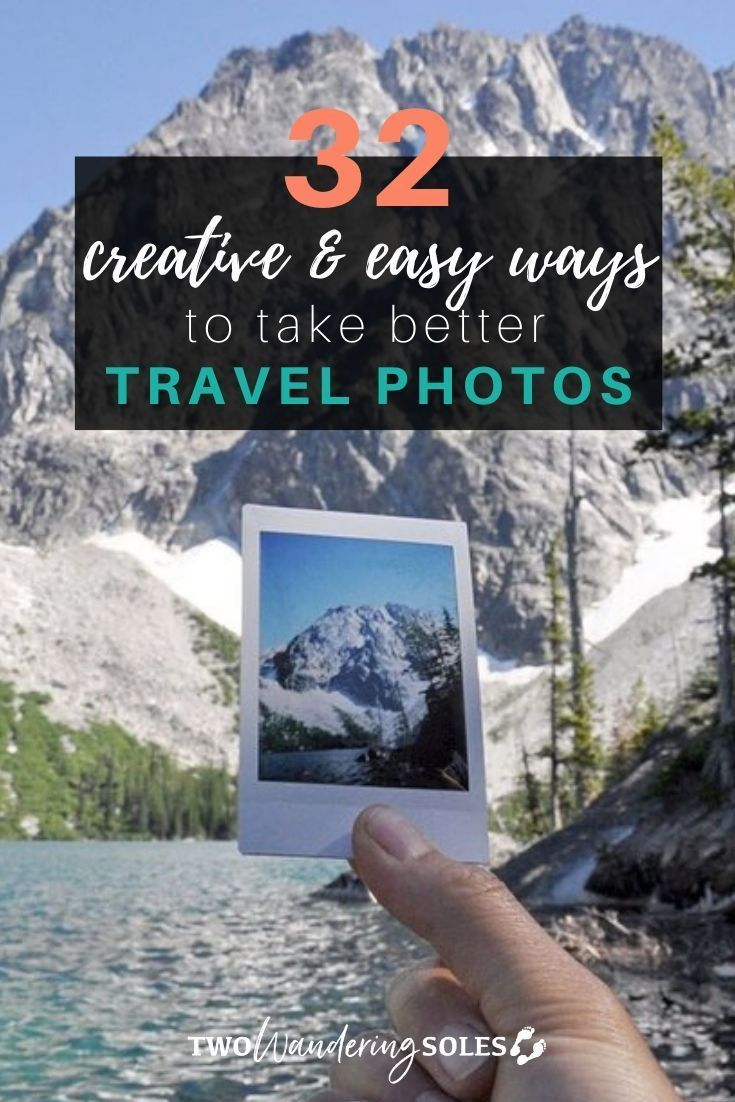Photographs are often the best souvenir of your travels. If you want to learn how to take better pictures on family vacations or your travels around the world, this article is packed with everything you need to improve your photography skills.