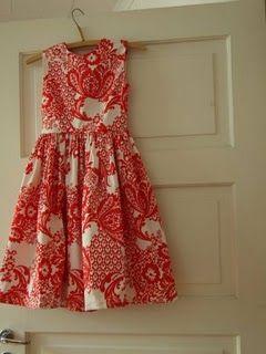 nice summerdress for a little girl