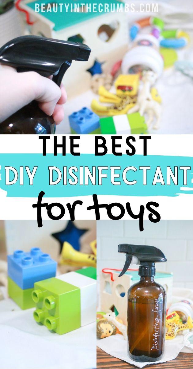 DIY Disinfecting Spray Disinfectant spray, Natural