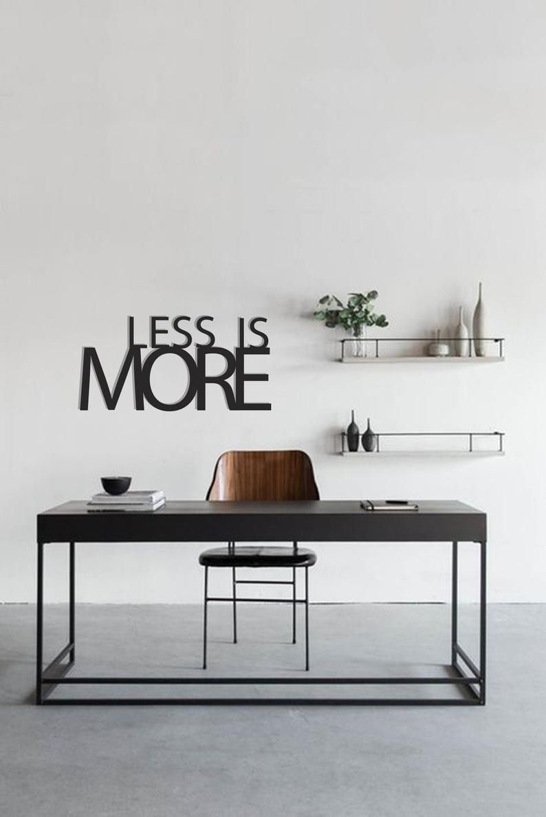 Photo of Office wall Decor, Motivational Office Decor, Minimal Office…