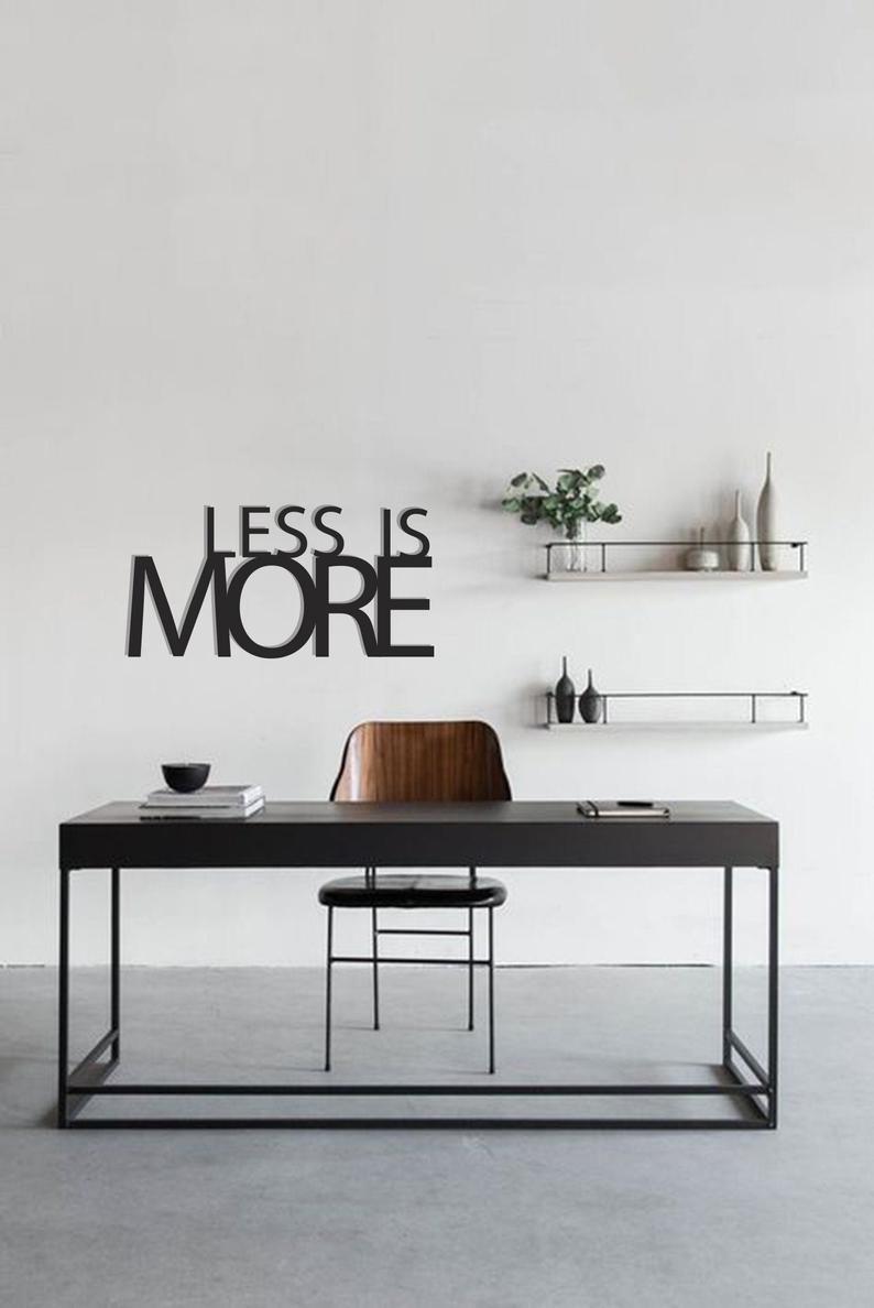 Photo of Office wall Decor, Motivational Office Decor, Minimal Office…